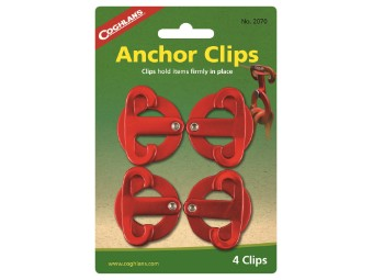 Anchor Clips Coghlans