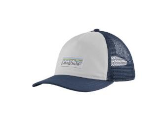 Pastel P-6 Label Layback Trucker Hat Women