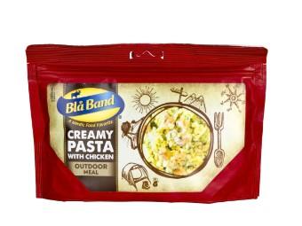 Cremige Pasta mit Hühnchen