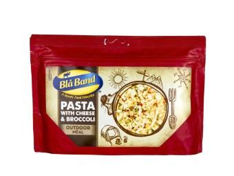 Pasta mit Käse und Brokkoli