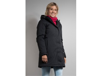 Stir W's Hooded Coat