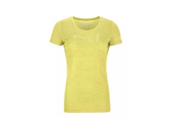 120 Cool Tec Wool Wash TS Women