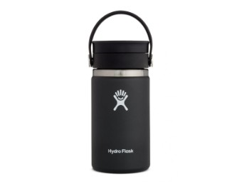 Coffee Wide Mouth with Flex Sip Lid