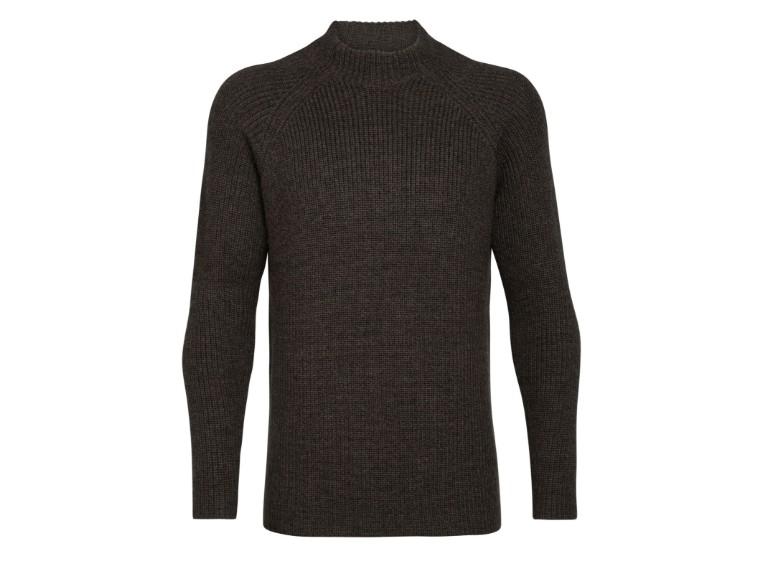 105194-218, Mens Hillock Funnel Neck Sweater