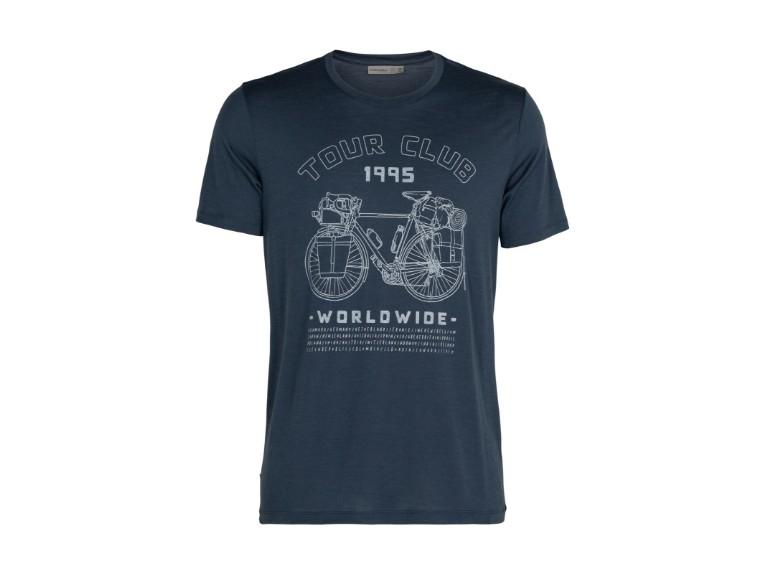 105543-463-S, Tech Lite SS Crewe Tour Club 1995 M