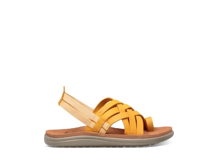 1106868-SNF, Voya Strappy Leather Sandal Women