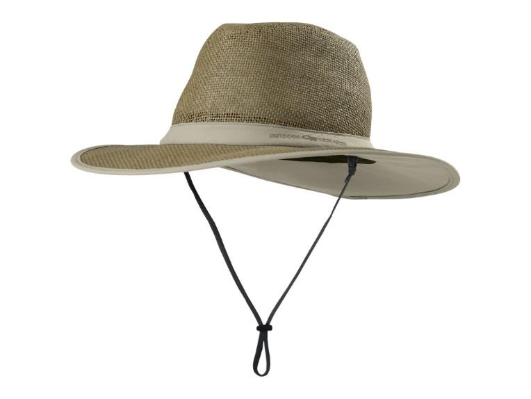 243408-0800, Papyrus Brim Sun Hat