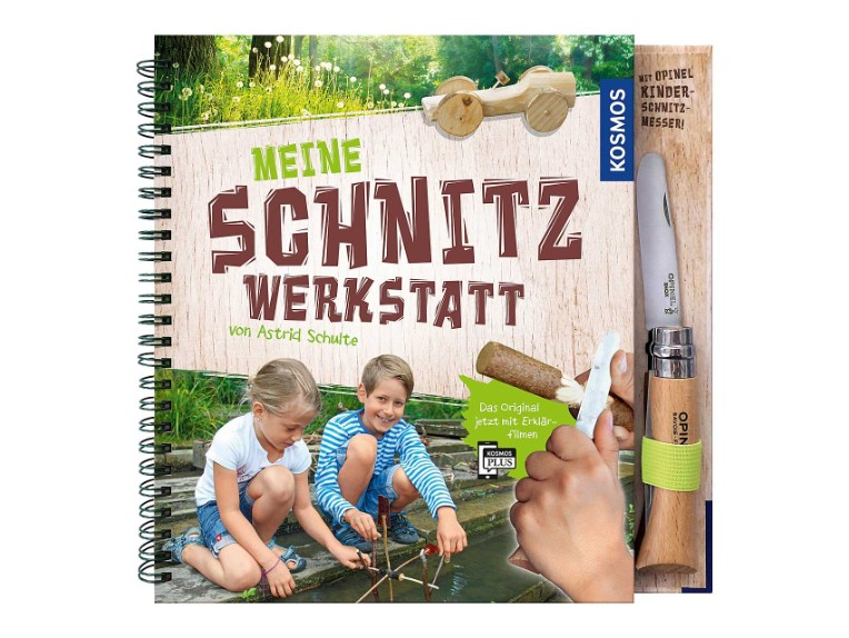254000, Buch Meine Schnitzwerkstatt