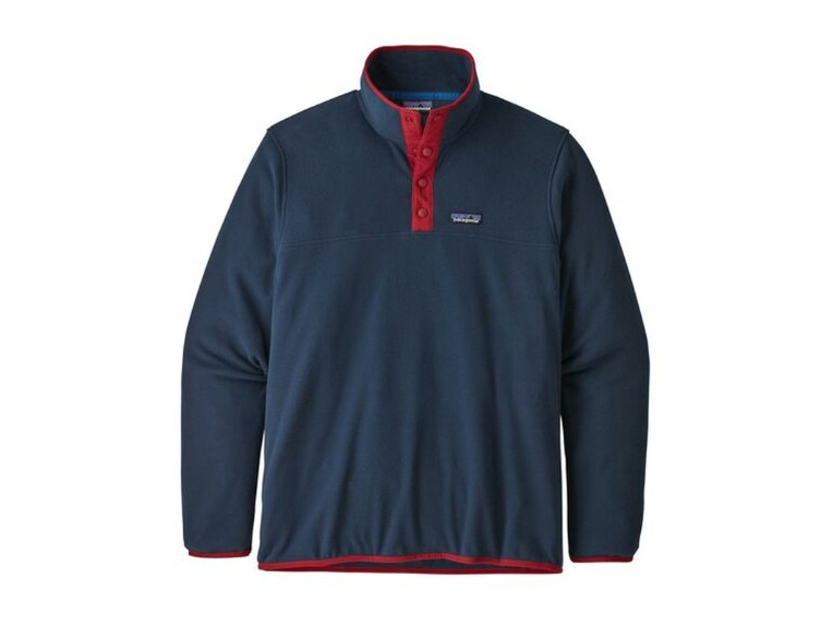 26165-NNCR, Micro D Snap T Pullover Men