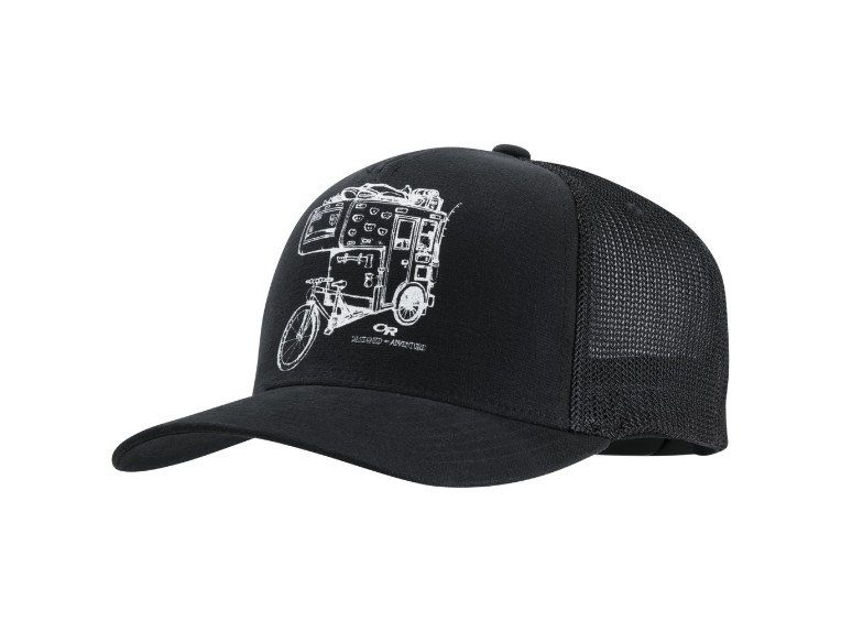 264402-0001, Dirtbag Trukker Cap