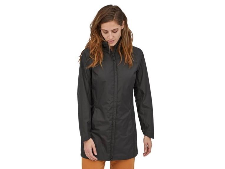 27119-BLK-S, Torrentshell 3L City Coat W