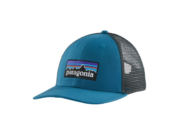 38283-STBL-ALL, P-6 Logo Lopro Trucker Hat