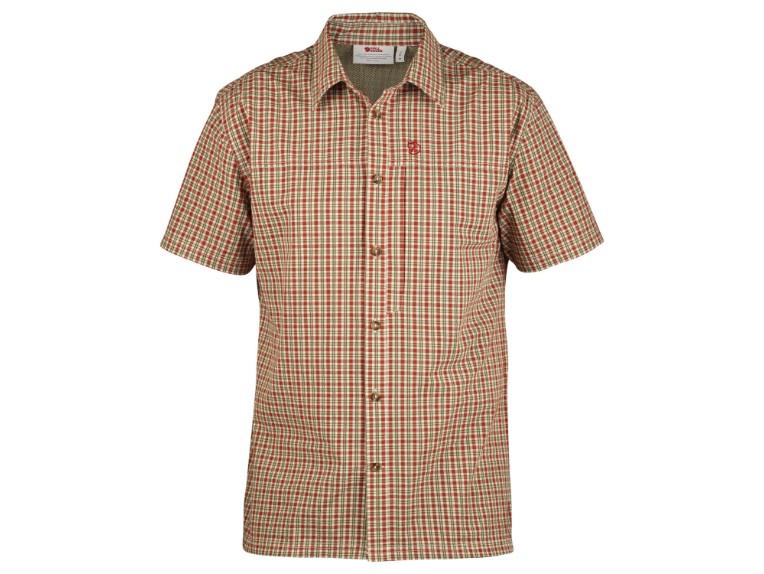 81544-620-S, Svante Seersucker Shirt SS Men