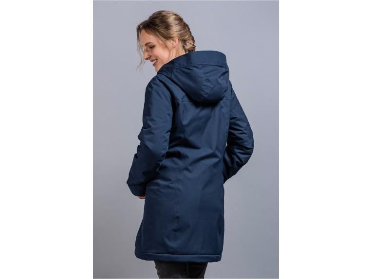 8544-124-36, Stir Hooded Coat Women