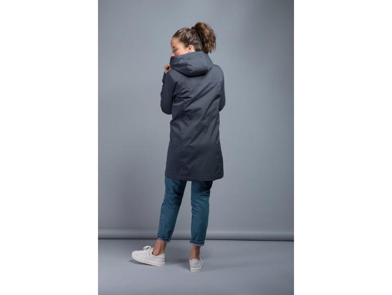 8592-117-36, Kjell Hooded Coat Women