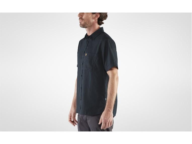 87039-555-S, Övik Travel Shirt SS Men