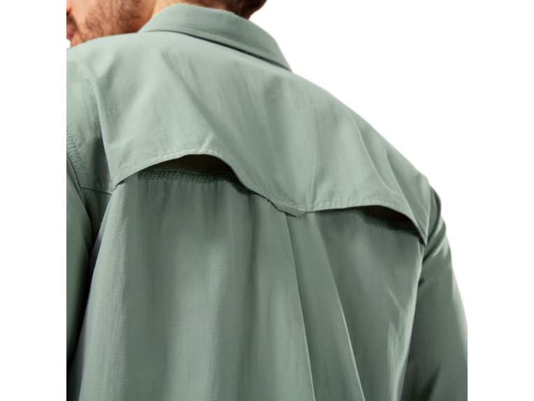 CMS605-30F-F50, Nosilife Adv LS Shirt