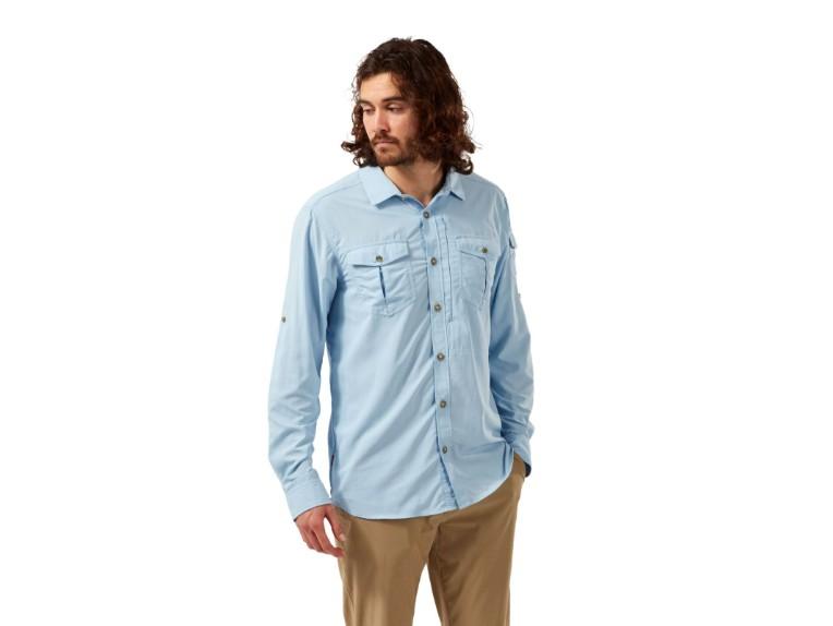 CMS605-7B4-460, Nosilife Adv LS Shirt