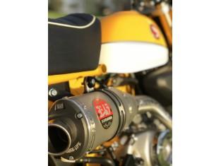 RS-3 Full System Edelstahl Monkey 19-21