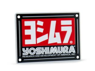 MUFFLER NAME BADGE RS4/RSD