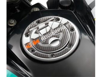 Kraftstofftankdeckel-Aufkleber