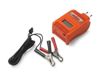 Batterielade- und Testgerät